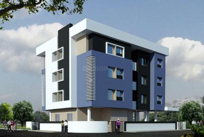 Gallery Cover Image of 582 Sq.ft 2 BHK Apartment for buy in Jay Vijay Residency, Anandwalli Gaon for 2500000