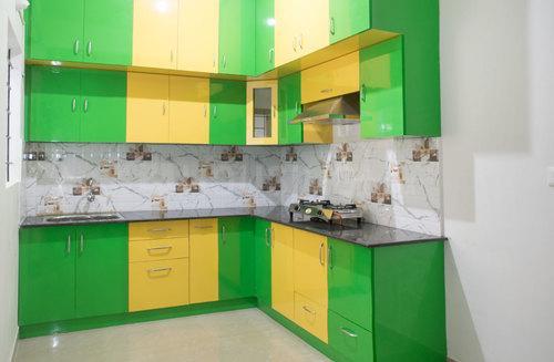 Kitchen Image of 3 Bhk In Ds-max Sanskruthi in R.K. Hegde Nagar