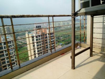 Gallery Cover Image of 990 Sq.ft 2 BHK Apartment for buy in Simran's Sapphire, Kharghar for 8600000