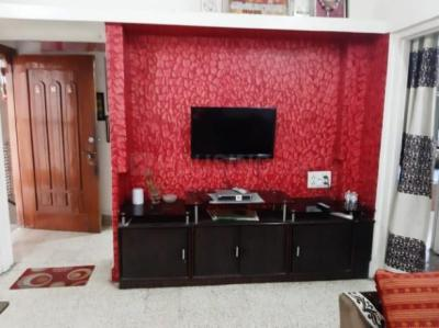 Gallery Cover Image of 750 Sq.ft 1 BHK Apartment for rent in Dhanori for 15000
