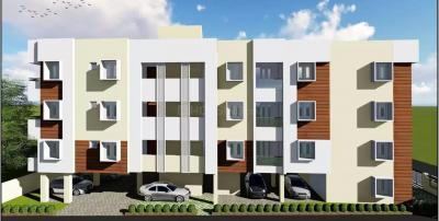 Gallery Cover Image of 1326 Sq.ft 3 BHK Apartment for buy in Sreenivas Sai Garden, Sholinganallur for 8000000