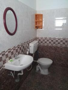 Bathroom Image of Kanan PG in Bommanahalli
