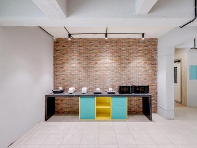 Kitchen Image of Stanza Living Reno House in Hinjewadi