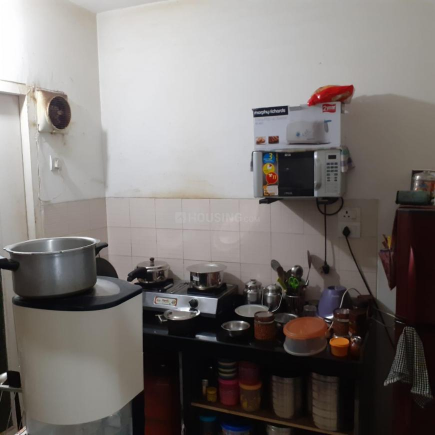 Kitchen Image of 747 Sq.ft 2 BHK Apartment for rent in Dombivli East for 12000