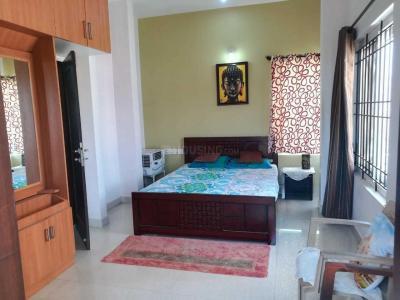 Bedroom Image of Jain Homes PG in Hennur Main Road
