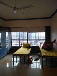 Bedroom Image of Girls PG in Kasarvadavali, Thane West