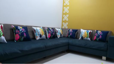Gallery Cover Image of 1700 Sq.ft 2 BHK Apartment for rent in Science City for 23000