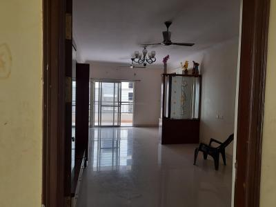 Gallery Cover Image of 1500 Sq.ft 3 BHK Apartment for rent in Sri Sai Akshay Elite, HSR Layout for 25000