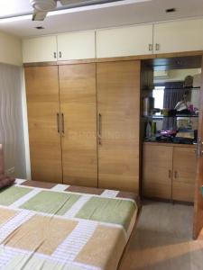 Bedroom Image of Green Property PG in Andheri East