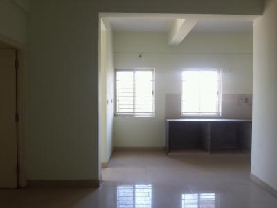 Gallery Cover Image of 746 Sq.ft 1 BHK Apartment for rent in Shyam Ambika, Kumaraswamy Layout for 12000