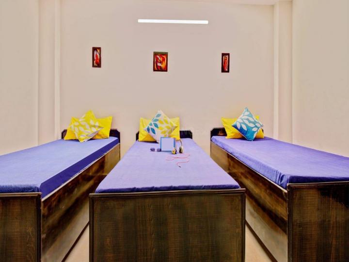 सेक्टर 19 में कोकून इलाइट के बेडरूम की तस्वीर