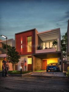 Gallery Cover Image of 1600 Sq.ft 3 BHK Villa for buy in Sark Town Homes, Shankarpally for 7500000