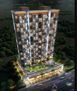 Gallery Cover Image of 1105 Sq.ft 2 BHK Apartment for buy in Uran for 6363000