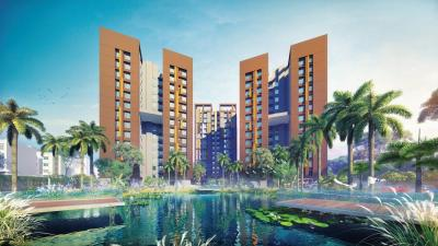 Gallery Cover Image of 1267 Sq.ft 3 BHK Apartment for buy in Merlin Urvan, South Dum Dum for 8880000
