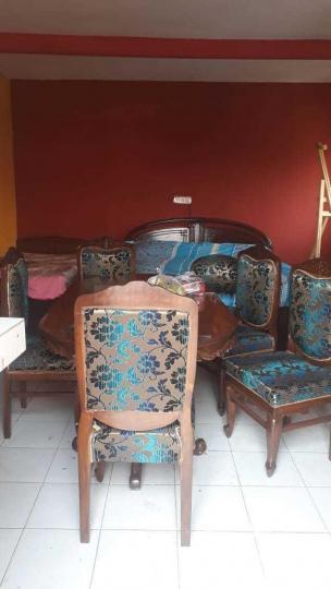 Living Room Image of Girls PG in Alaknanda
