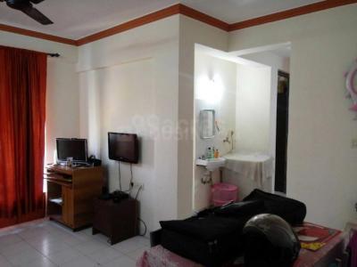 Gallery Cover Image of 1200 Sq.ft 2 BHK Apartment for rent in Giriraj Darshan, Kopar Khairane for 25500