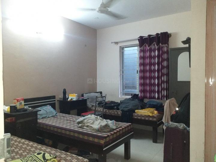 एस.जी. पाल्य में श्री रादाकृष्ण पीजी में बेडरूम की तस्वीर