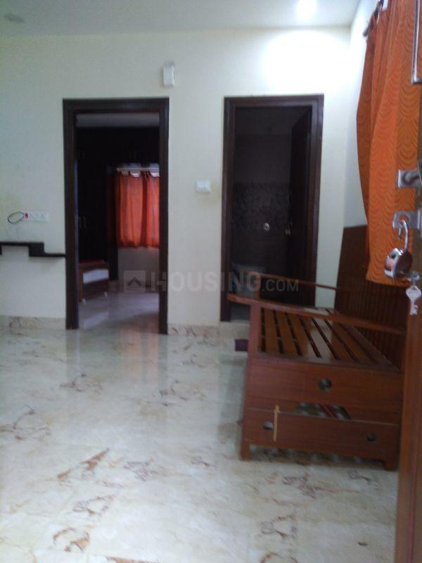 Living Room Image of 480 Sq.ft 1 BHK Apartment for rent in Puppalaguda for 13500