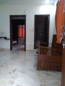 Gallery Cover Image of 480 Sq.ft 1 BHK Apartment for rent in Puppalaguda for 13500