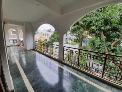 Gallery Cover Image of 5500 Sq.ft 5 BHK Independent Floor for rent in Richmond Town for 80000
