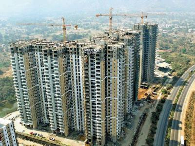 Gallery Cover Image of 950 Sq.ft 2 BHK Apartment for buy in Marathon Nexzone Zenith 1, Panvel for 6750000