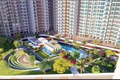 Gallery Cover Image of 645 Sq.ft 1 BHK Apartment for buy in Puraniks Abitante Fiore Phase 2A, Bavdhan for 3800000
