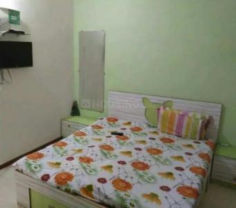 Bedroom Image of Girls PG in Prahlad Nagar