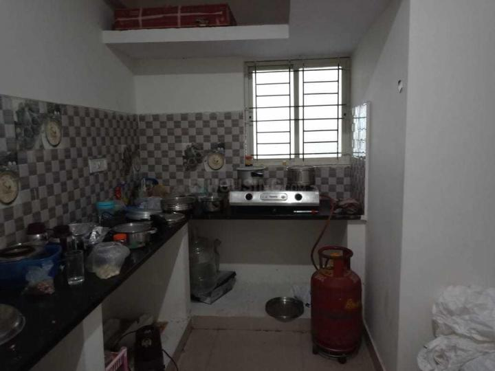 Kitchen Image of 1200 Sq.ft 3 BHK Apartment for rent in Gunjur for 23000