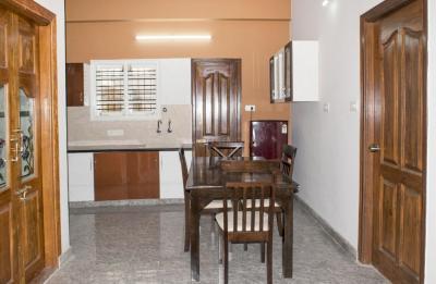 Dining Room Image of Sf Asha Manor in Jakkur