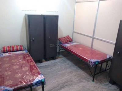 बिकासीपुरा में एसएनके पीजी में बेडरूम की तस्वीर