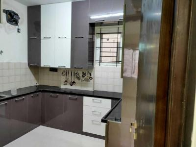 Gallery Cover Image of 1300 Sq.ft 3 BHK Apartment for rent in Navanaami Platina, Agrahara Layout for 23000