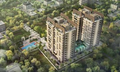 Gallery Cover Image of 967 Sq.ft 3 BHK Apartment for buy in Tollygunge for 7807000