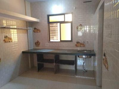 Gallery Cover Image of 480 Sq.ft 1 RK Apartment for rent in Airoli for 9000