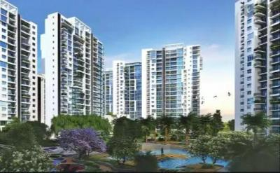 Gallery Cover Image of 1460 Sq.ft 3 BHK Apartment for buy in SNN Raj Etternia, Parappana Agrahara for 10400000