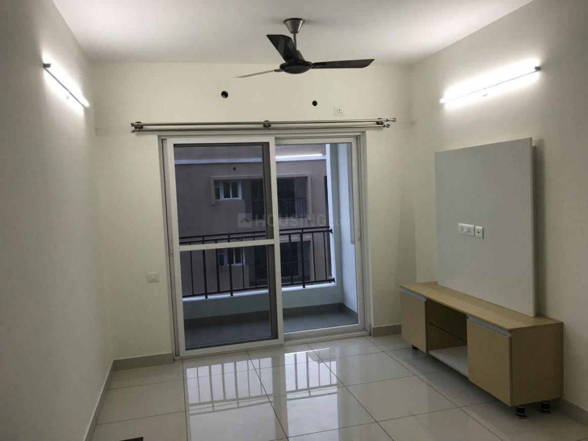 Living Room Image of 1290 Sq.ft 3 BHK Apartment for rent in Bychapura for 20000