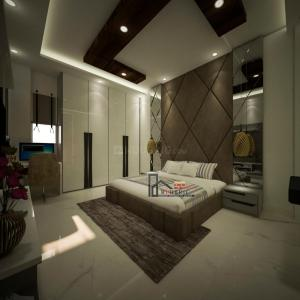 Gallery Cover Image of 2700 Sq.ft 4 BHK Independent Floor for buy in Janakpuri for 30000000