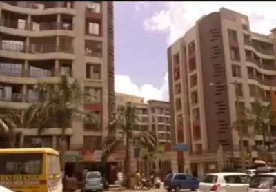 Gallery Cover Image of 615 Sq.ft 1 BHK Apartment for rent in Solitaire Heights, Mira Road East for 14000