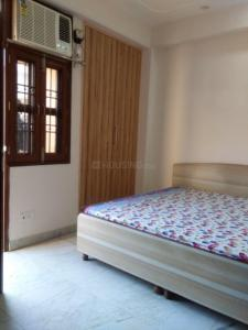 Gallery Cover Image of 1200 Sq.ft 3 BHK Apartment for rent in Khirki Extension for 35000
