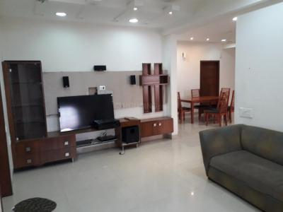 Gallery Cover Image of 2000 Sq.ft 3 BHK Apartment for rent in Kondapur for 38000