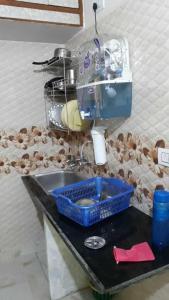 Kitchen Image of Manju PG in Sector 13 Rohini