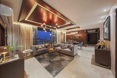 Living Room Image of 2730 Sq.ft 3 BHK Apartment for buy in Upasna 5th Avenue, Ashok Nagar for 40000000