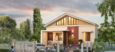 Gallery Cover Image of 550 Sq.ft 1 BHK Independent House for buy in Wadi for 1500000