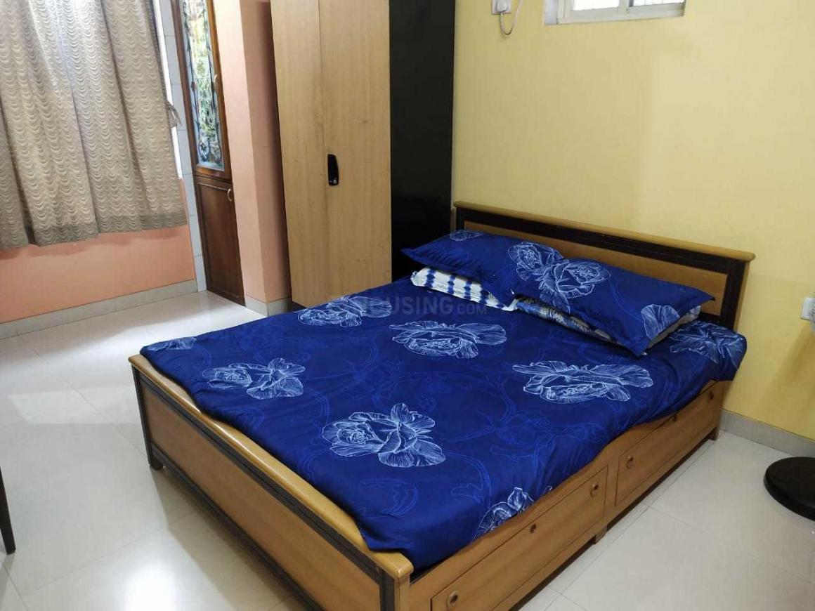 Bedroom Image of 1100 Sq.ft 2 BHK Apartment for rent in Vashi for 35600