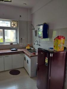 Kitchen Image of Sukirti Mansion (sector 57, Near Hong Kong Bazaar) in Sector 57