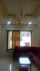 Gallery Cover Image of 970 Sq.ft 2 BHK Apartment for rent in Airoli for 35000