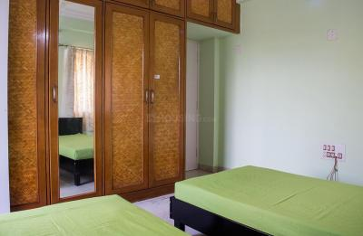 Bedroom Image of 302 Hemanth Spandana in Marathahalli