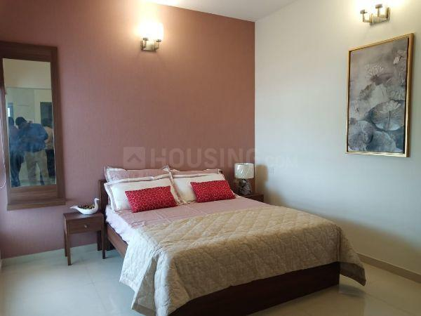 Bedroom Image of 800 Sq.ft 2 BHK Independent House for buy in Mannivakkam for 4682000