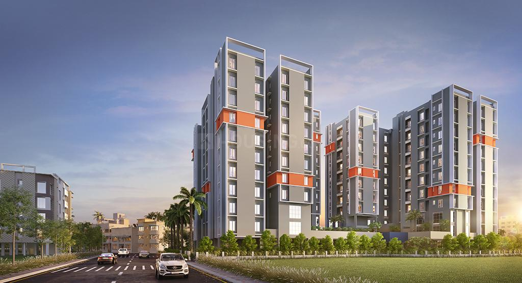 Building Image of 1194 Sq.ft 3 BHK Apartment for buy in Tangra for 5671500