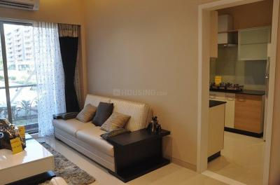Gallery Cover Image of 1400 Sq.ft 3 BHK Apartment for rent in NBCC Vibgyor Towers, New Town for 30000