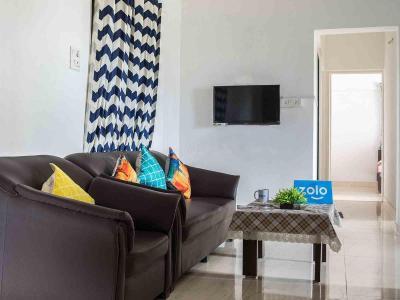 Living Room Image of Zolo Beehive in Hinjewadi